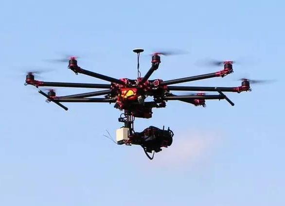 无人机产品测试4